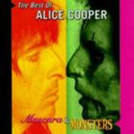 輸入盤 ALICE COOPER / MASCARA AND MONSTERS : THE BEST OF [CD]