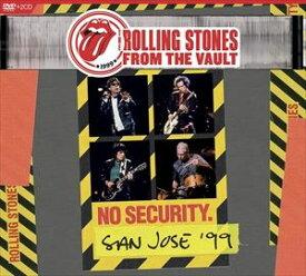 輸入盤 ROLLING STONES / FROM THE VAULT : NO SECURITY-SAN JOSE 1999 [DVD+2CD]