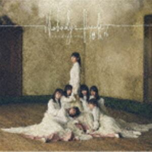 櫻坂46/Nobody's fault(通常盤)CD