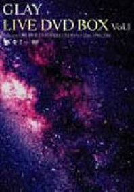 GLAY LIVE DVD-BOX Vol.1(LIVE DVD 3TITLES & GLAY PerfectData1994-2004) [DVD]