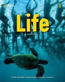 Life American English 2/E Level 3 Student Book with Web App