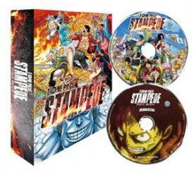 劇場版『ONE PIECE STAMPEDE』スペシャル・デラックス・エディション(初回生産限定) (初回仕様) [Blu-ray]