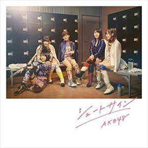 AKB48 / シュートサイン(通常盤/Type E/CD+DVD) [CD]