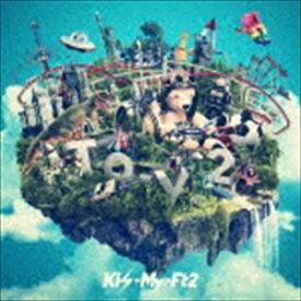 Kis-My-Ft2 / To-y2(初回盤A/CD+DVD) [CD]