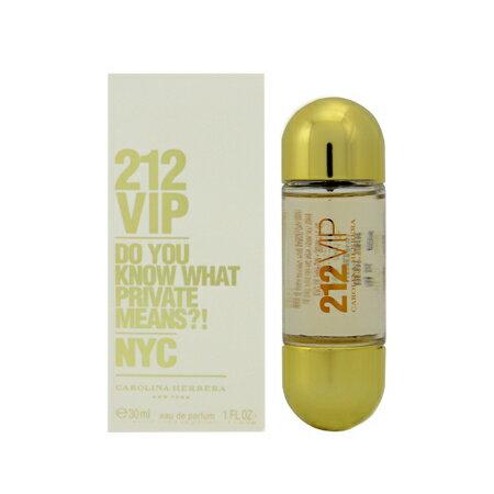 キャロライナヘレラ 212VIP EDP SP (女性用香水) 30ml