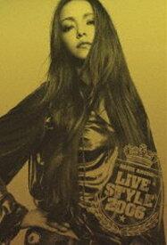 """安室奈美恵/NAMIE AMURO BEST TOUR """"LIVE STYLE 2006"""" [DVD]"""