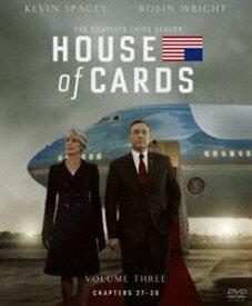 ソフトシェル ハウス・オブ・カード 野望の階段 SEASON3 [DVD]