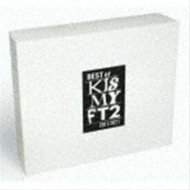 Kis-My-Ft2 / BEST of Kis-My-Ft2(通常盤/CD+Blu-ray盤/2CD+Blu-ray) [CD]
