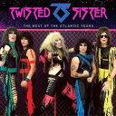 【輸入盤】TWISTED SISTER ツイステッド・シスター/BEST OF THE ATLANTIC YEAR(CD)