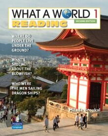 What A World Reading 2nd Edition Level 1 Student book