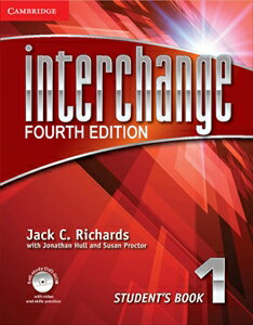 Interchange 4th Edition Level 1 Student's Book with Self-study DVD-ROM