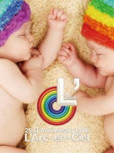 L'Arc-en-Ciel/25th L'Anniversary LIVE(初回生産限定盤) ※アンコールプレス [Blu-ray]