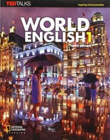 World English 3/E Level 1 Student Book Text Only