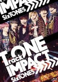 SixTONES/TrackONE -IMPACT-(通常盤) [Blu-ray]