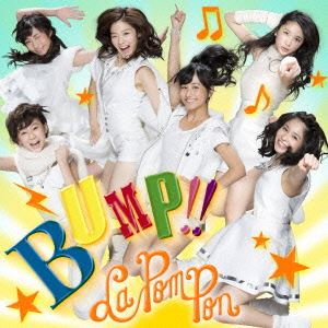 La PomPon / BUMP!!(初回限定盤/CD+DVD) [CD]