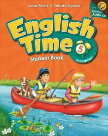 English Time 2nd Edition Level 5 Student Book with Student CD Pack