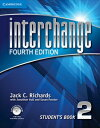 Interchange 4th Edition Level 2 Student's Book with Self-study DVD-ROM