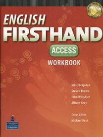 English Firsthand 4th Edition Access WorkBook