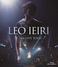 家入レオ/20〜4th Live Tour〜 [Blu-ray]