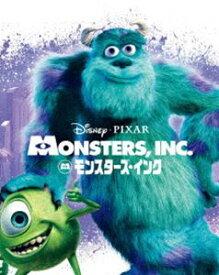モンスターズ・インク MovieNEX アウターケース付き(期間限定) [Blu-ray]