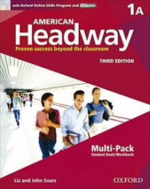 American Headway 3rd Edition Level 1 Multipack A with Online Skills and iChecker