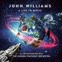 ジョン・ウィリアムズ / ジョン・ウィリアムズ ライフ・イン・ミュージック [CD]