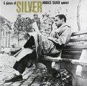 輸入盤 HORACE SILVER / 6 PIECES OF SILVER [LP]