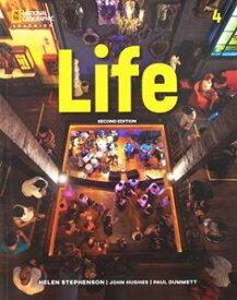 Life American English 2/E Level 4 Student Book with Web App and MyLife Online