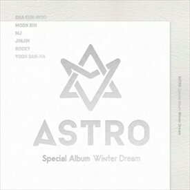 輸入盤 ASTRO / ASTRO SPECIAL ALBUM : WINTER DREAM [CD]