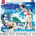 (ゲーム・ミュージック) THE IDOLM@STER MILLION LIVE! M@STER SPARKLE 01(CD)