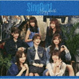 乃木坂46 / Sing Out!(TYPE-D/CD+Blu-ray) [CD]
