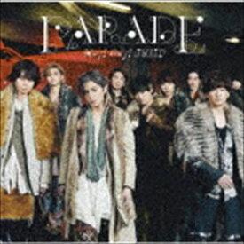 [送料無料] Hey! Say! JUMP / PARADE(通常盤) [CD]