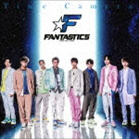 FANTASTICS from EXILE TRIBE / Time Camera [CD]