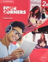 Four Corners 2/E Level 2 Student's Book B with Self-study