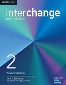Interchange 5th Edition Level 2 Teacher's Book's Edition with Complete Assessment Program