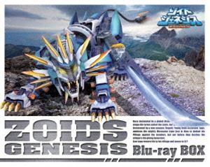《送料無料》【初回生産限定版】ゾイドジェネシス Blu-ray BOX(Blu-ray)