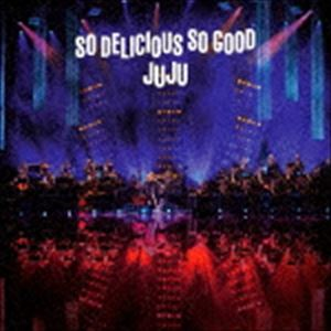 "《送料無料》JUJU/JUJU BIG BAND JAZZ LIVE ""So Delicious, So Good""(CD)"