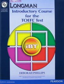 Longman Preparation Course for the TOEFL Test Introductory Course iBT 2nd Edition Student Book with CD-ROM
