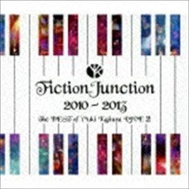 梶浦由記 / FictionJunction 2010-2013 The BEST of Yuki Kajiura LIVE 2 [CD]