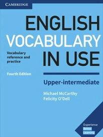 English Vocabulary in Use Upper-intermediate 4/E Book with answers