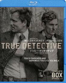 TRUE DETECTIVE/トゥルー・ディテクティブ〈ファースト〉 ブルーレイセット [Blu-ray]