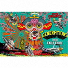 GENERATIONS from EXILE TRIBE / SHONEN CHRONICLE(初回生産限定盤/CD+Blu-ray) [CD]