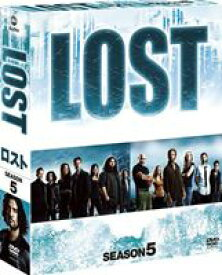 LOST シーズン5 コンパクトBOX [DVD]