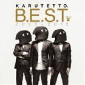 カルテット. / KARUTETTO. B.E.S.T.2002-2013 [CD]