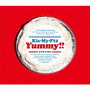 Kis-My-Ft2/Yummy!!(初回盤A/CD+DVD)(初回仕様)(CD)
