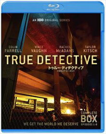 TRUE DETECTIVE/トゥルー・ディテクティブ〈セカンド〉 ブルーレイセット [Blu-ray]