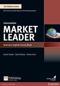 Market Leader 3rd Edition Extra Intermediate Coursebook with DVD-ROM