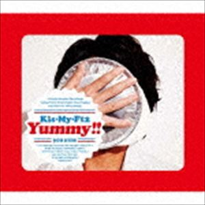 Kis-My-Ft2/Yummy!!(初回盤B/CD+DVD)(初回仕様)(CD)