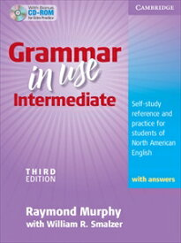 Grammar in Use Intermediate 3rd Edition Student's Book with answers and CD-ROM