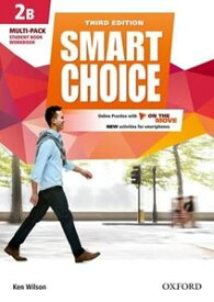 Smart Choice 3/E: 2 Multi-Pack B with Online Practice